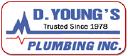 D. Young's Plumbing Inc logo