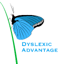 Dyslexic Advantage logo icon