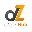 D Zine logo icon