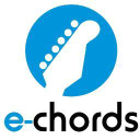 E Chords logo icon