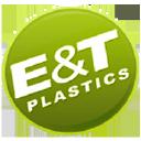E&T Plastics logo icon