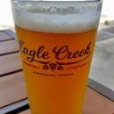 Eagle Creek Brewing Company logo