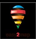 easy2map logo