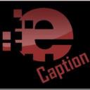 eCaption Inc. logo