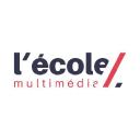 L'ecole Multimédia logo icon