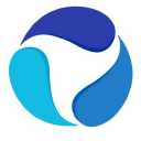 Ecolo Blue logo icon