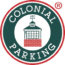Colonial Parking Company Logo