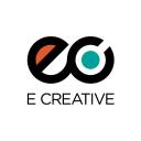 E Creative logo
