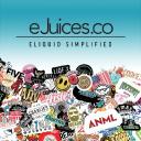 E Juices logo icon