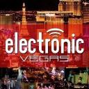 Electronic Vegas logo icon