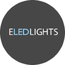 Eled Lights logo icon