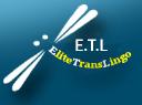 Elitetranslingo logo icon