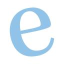 E Luxury logo icon