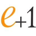e+1 Formem part del teu equip! Logo