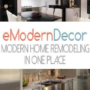 E Modern Decor logo icon