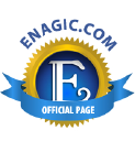 Enagic Web System logo icon