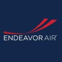 Endeavor Air Company Logo