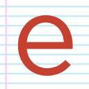 E Notes logo icon
