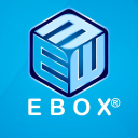 Entertainment Box logo icon
