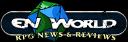 En World logo icon