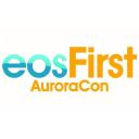 eosFirst.com AuroraCon logo