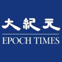 大纪元 logo icon