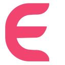 Ericdress logo icon