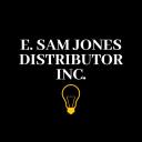 E Sam Jones Distributor Company Logo