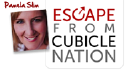 Escape From Cubicle Nation logo icon