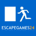 Escape Games 24 logo icon