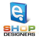 E Shop Designers logo icon