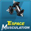 Espace Musculation logo icon