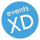 Events Xd logo icon