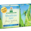 Evergreen Juices logo