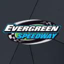 evergreenspeedway.com logo icon