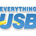 Everything Usb logo icon