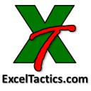 Excel Tactics logo icon
