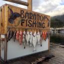 Baranof Fishing Excursions logo