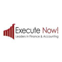 Execute Now! Leaders in Finance & Accounting logo