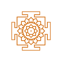 Exotic India Art logo icon