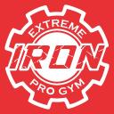 Extreme Iron Pro Gym logo