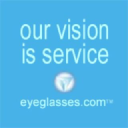 Discount Eyeglasses logo icon