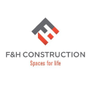 F&H Construction logo