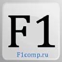 F1 Comp logo icon