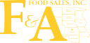 F & A Food Sales Co., Inc. logo