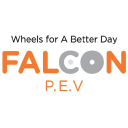 Falcon Pev logo icon