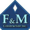 F & M Construction, Inc. logo