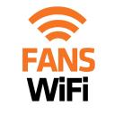 Fans Wi Fi logo icon
