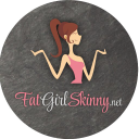 Fat Girl Skinny logo icon