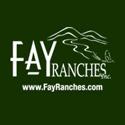 Fay Ranches logo icon